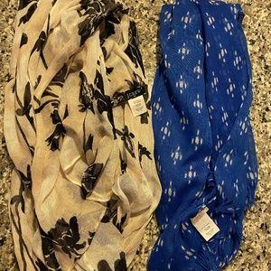 Women's J. Crew scarves